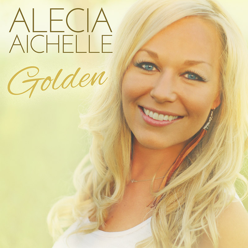 Alecia Aichelle Golden Album Cover