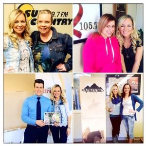 Radio Tour Southern Alberta 2016