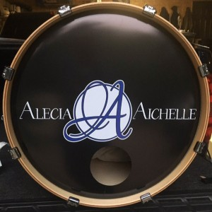 Alecia Aichelle Kick Drum