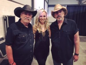 Bellamy Brothers and Alecia Aichelle